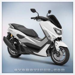 Warna Yamaha NMAX Putih