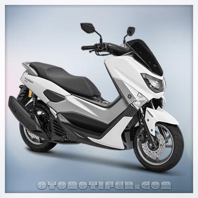 Yamaha n max terbaru