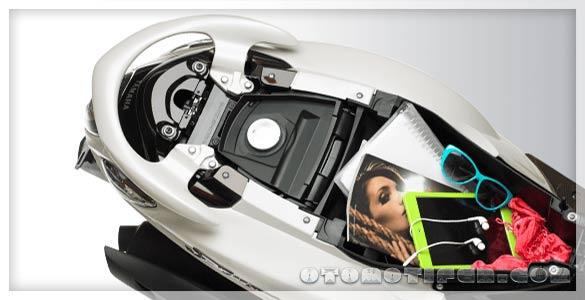 Bagasi Yamaha Fino