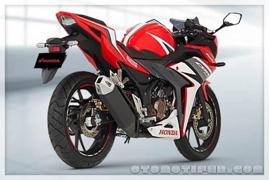 Body Belakang Honda CBR150R