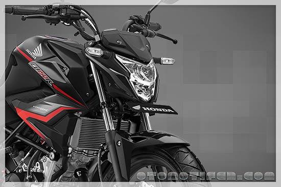 Desain Honda CB150R StreetFire