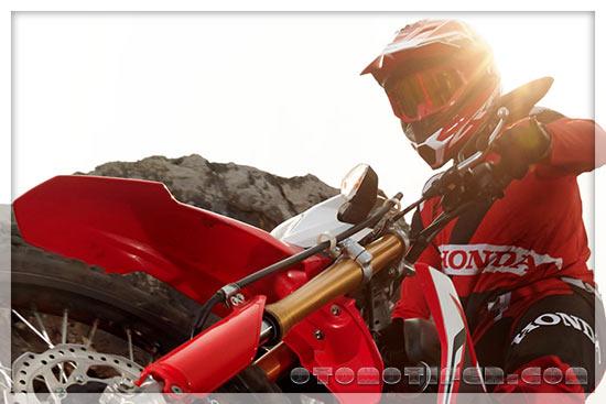 Desain Honda CRF150L