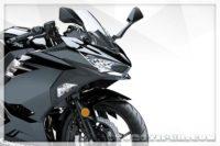 Desain Kawasaki Ninja 250
