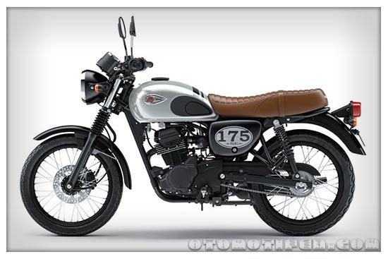 Desain Kawasaki W175