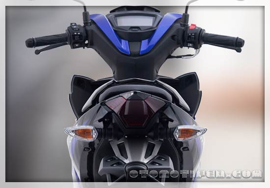 Desain Yamaha Jupiter MX King 150