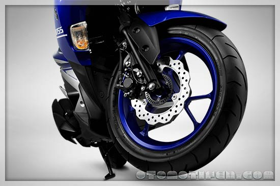 Fitur Yamaha Aerox R-Version