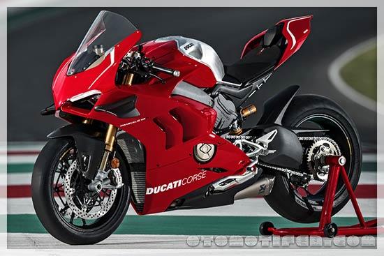 Ducati V4R