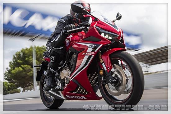 Honda CBR650R2019