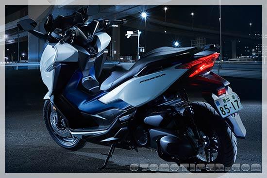 Gambar Honda Forza 2019