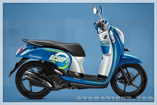 Harga Honda Scoopy Bekas