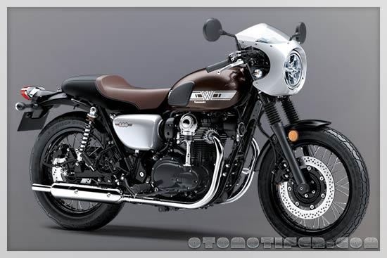 Kawasaki W800 Café Retro