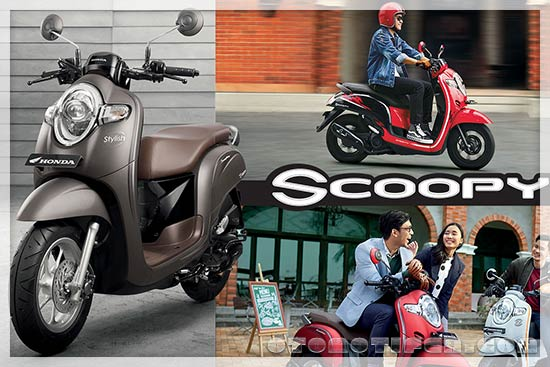 Gambar Motor Scoopy Smart4k Design Ideas