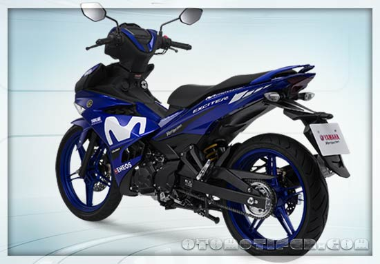 Gambar Motor MX King Movistar