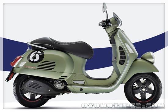 . Vespa GTS 300