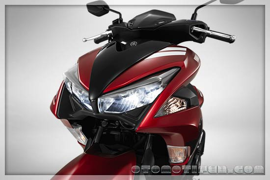 Headlamp Yamaha Aerox 155