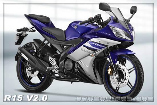Gambar Yamaha R15 V2