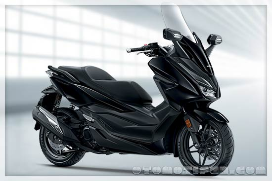 Harga Honda Forza 250 Bekas