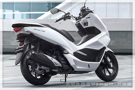 Harga Honda PCX CBS