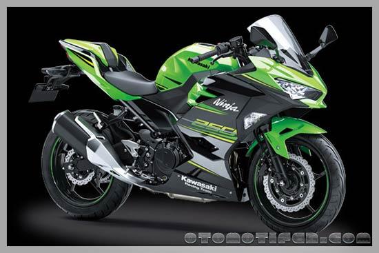 Harga Kawasaki Ninja 250 ABS
