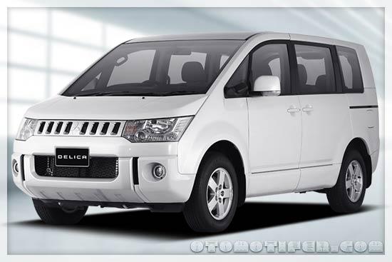 Harga Mobil Mitsubishi Delica