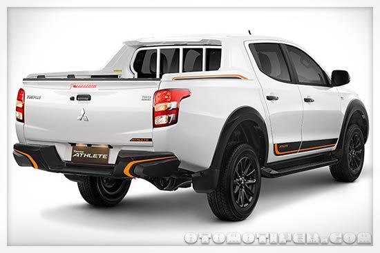 Harga Mobil Mitsubishi Triton Athlete