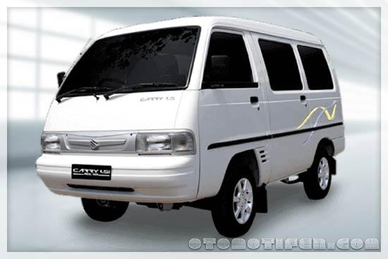 Harga Mobil Suzuki Carry Real Van