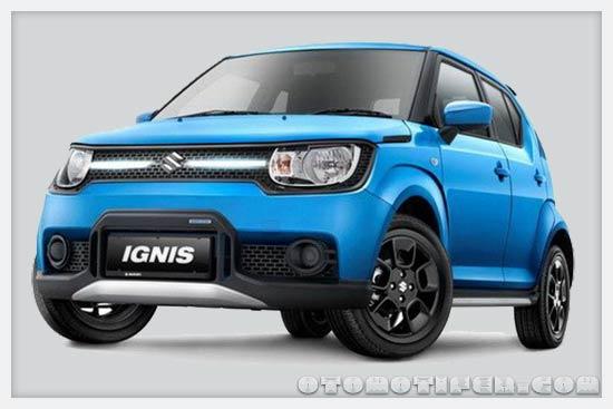Harga Mobil Suzuki Ignis Sport