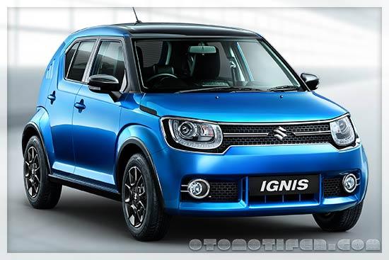 Harga Mobil Suzuki Ignis