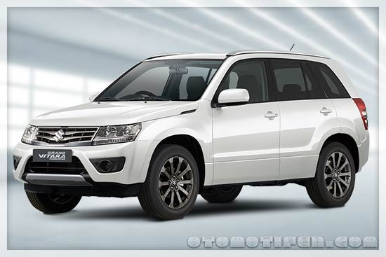 Harga Suzuki New Grand Vitara 2.4