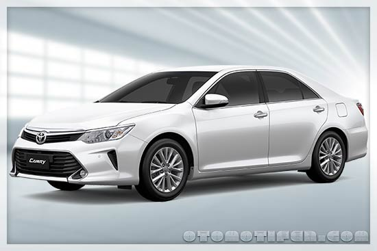 Harga Toyota Camry