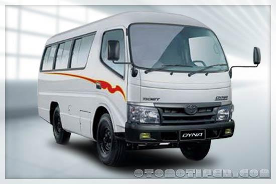 Harga Toyota Dyna Bus