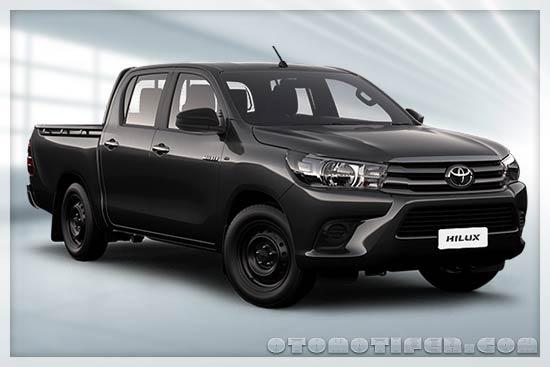 Harga Toyota Hilux C Cab