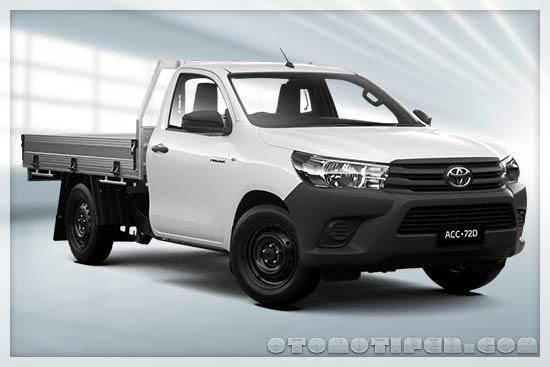 Harga Toyota Hilux S Cab