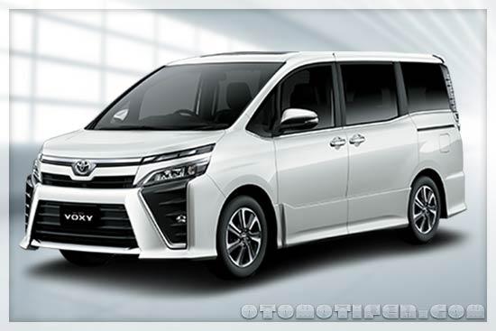 Harga Toyota Voxy