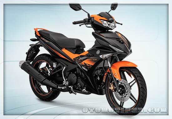 Harga Motor MX King Baru