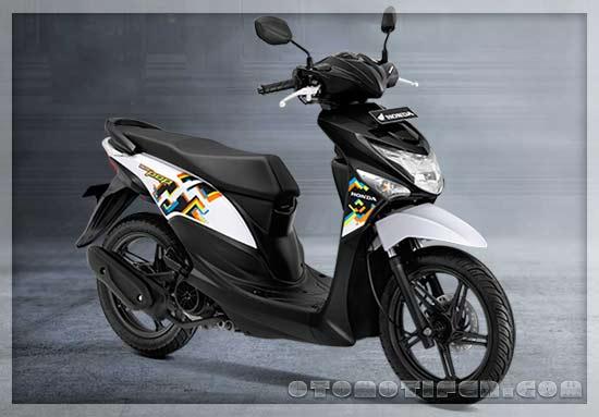 Honda Beat Di Indonesia Ada 7 Model Ini Perbedaan Serta Harganya
