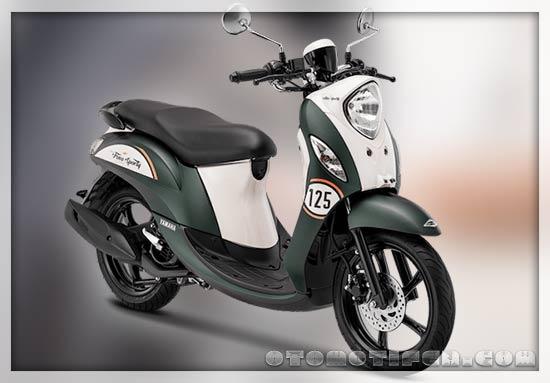 Harga Yamaha Fino Sporty