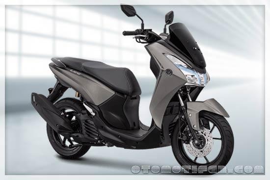 Harga Yamaha Lexi ABS