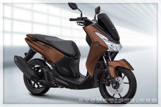 Harga Yamaha Lexi S