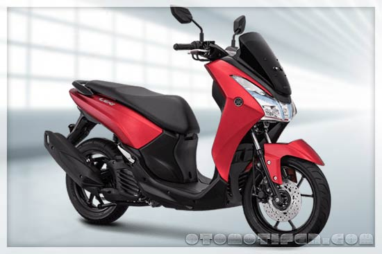 Harga Yamaha Lexi Standar