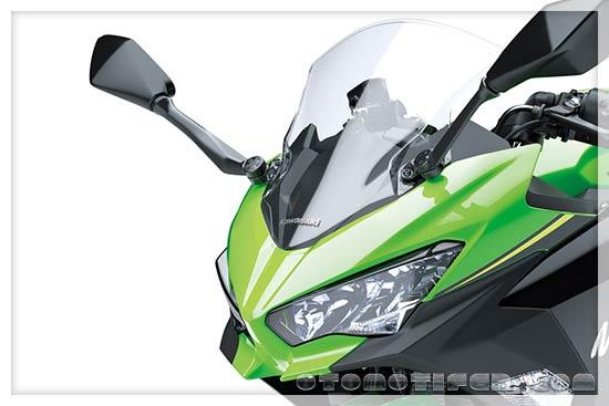 Headlamp Ninja 250