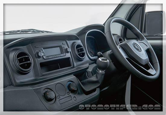 Interior Mobil DFSK Super Cab Bensin