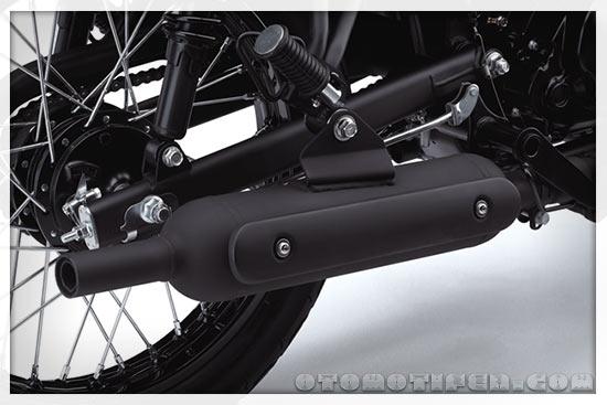 Knalpot Kawasaki W175