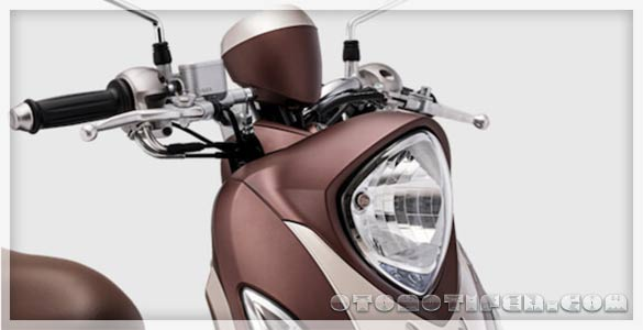 Lampu Yamaha Fino Premium