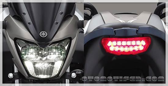 Lampu Yamaha Vixion