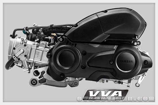 Mesin Yamaha Lexi