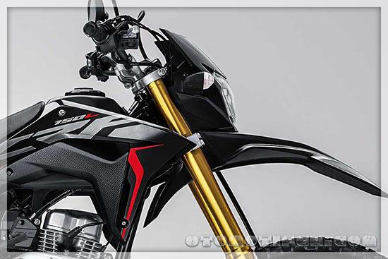 Performa Honda CRF 150