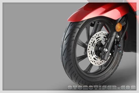 Rem Depan Honda PCX