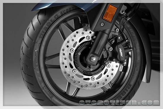 Rem Honda Forza 250