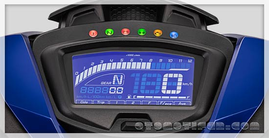 Speedometer Jupiter MX King 150